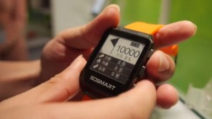 e-ink Smart Watch