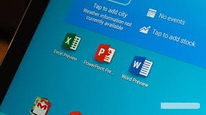 Microsoft Office is Now Free on iPads