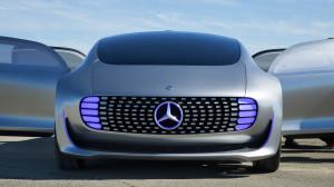 Mercedes Robo Car