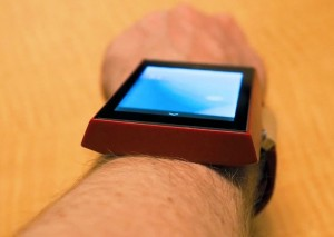 Wearable Tablet