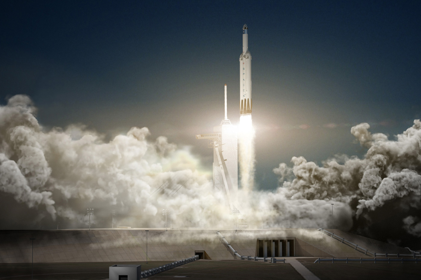 future spacex rockets - photo #5