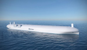 First Remote-Controlled Cargo Ship Will be Launched in 2020 by Rolls-Royce