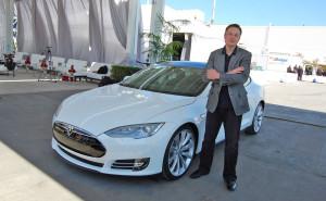100 KWH Battery of Tesla