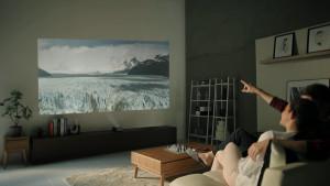 Projectors of LG