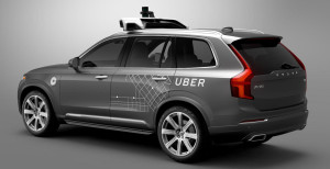 Uber Self Driving Taxis