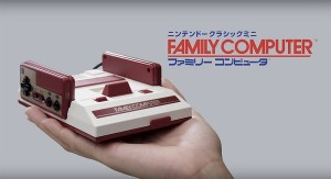 Mini Famicom of Nintendo From Japan's NES Classic is Handier