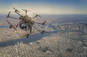 Firefighters in NYC Will Use Drones in Their Firefighting Operations