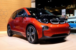New i3 Redesign of BMW will be presented in the Beginning of 2017