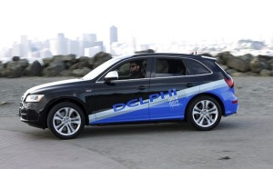 Self-Driving Tech Demo will be Presented by Mobil-Eye & Delphi in Las Vegas