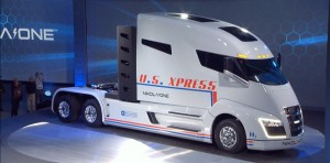 Amazing Features of Hydrogen-Powered Truck from Nikola