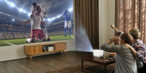 Amazing Features of New Full HD Laser Projector of LG
