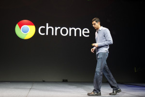Chrome warns