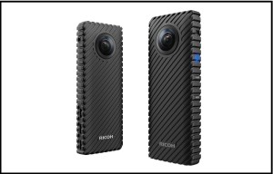 Get Experience 360-Degree Live-Stream with New Camera of Ricoh
