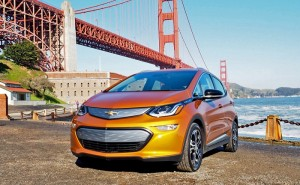 8 Schools Selected to Build Self-Driving Chevy Bolts of GM Challenge
