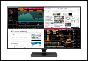 New 43UD79-B Monitor of LG Gives 4 Displays & it will be launched on 19 May 2017