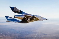 First Spaceship Virgin Galactic Managed Test after 3 Years