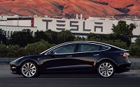 Tesla is Manufacturing its first Model 3: Elon Musk