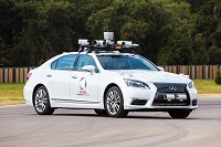 New Self-Driving Car of Toyota has 2nd Steering & well Surrounding Awareness