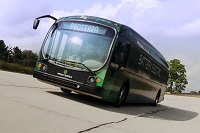 New Record Set by the Electric Bus of Proterra with a Single Charge of 1,101-Mile