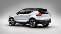 Volvo Launched its Latest XC40 Crossover and its Trade-Plan
