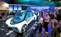 At Least 10 EV Models will be Presented by 2020: Toyota