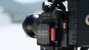8K cameras of Foxconn and RED