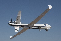First Drone Flight of NASA Publicly