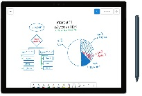 Microsoft's collaborative Whiteboard app