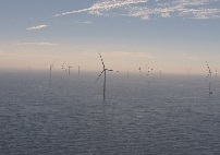 Largest offshore wind farm