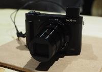 Sony's new HX99 and HX95 compact cameras