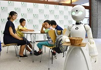 Tokyo cafe to use robot waiters