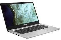 Asus C423 mid range Chromebook