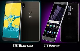 ZTE Blade Max View and Blade Max 2s