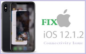 Fix iOS 12.1.2 connectivity issue