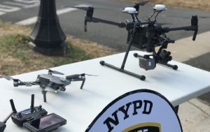 NYPD will start using Drones