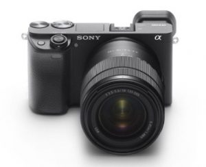 Mid-Range A6400 Mirrorless Camera from Sony