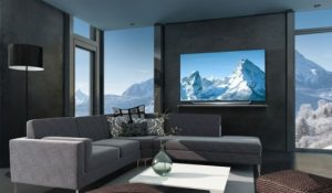Affordable Home Cinema-sized 75-inch 4K TVs