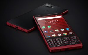 BlackBerry KEY2 Red
