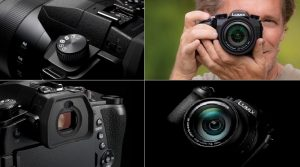 Panasonic announced Lumix FZ1000 II and TZ95