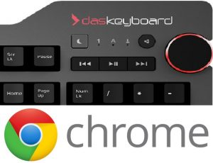 Google Chrome now supports Media Keys
