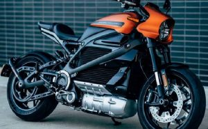 Harley's LiveWire electric motorcycle