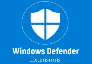 Windows Defender Extensions for Chrome and Firefox from Microsoft