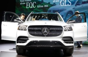 New Mercedes-Benz GLS