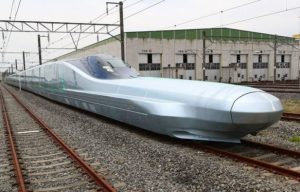 Fastest Bullet Train Shinkansen ALFA-X