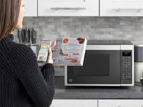 GE's Smart Microwaves can be controlled by Google Assistant