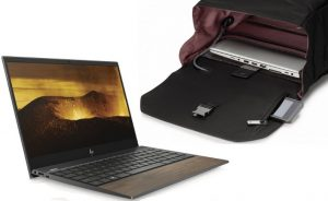 HP will present laptops out of organic materials