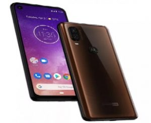 Motorola One Vision with amazing Camera and Cinematic Screen