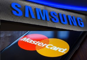 New partnership between Mastercard and Samsung