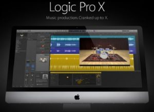 Advanced Logic Pro X from Apple is redesigned for Mac Pro