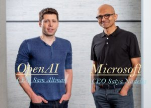 Microsoft and OpenAI announced a Multi-Year Partnership